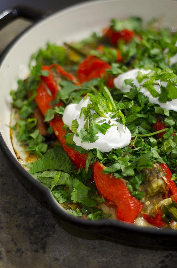 food toltottpaprika koriander berghoff2.jpg